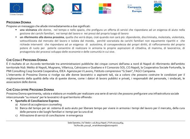 Presentazione PROSSIMA DONNA-1