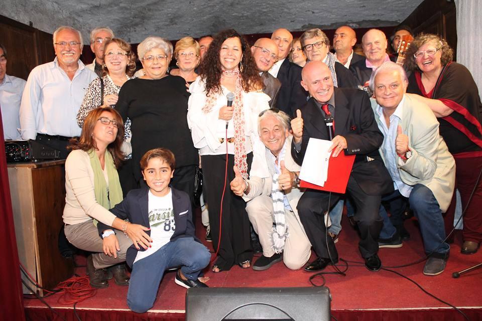 Il salotto donizetti riprende nel ricordo di pasquale for Salotto la veronica